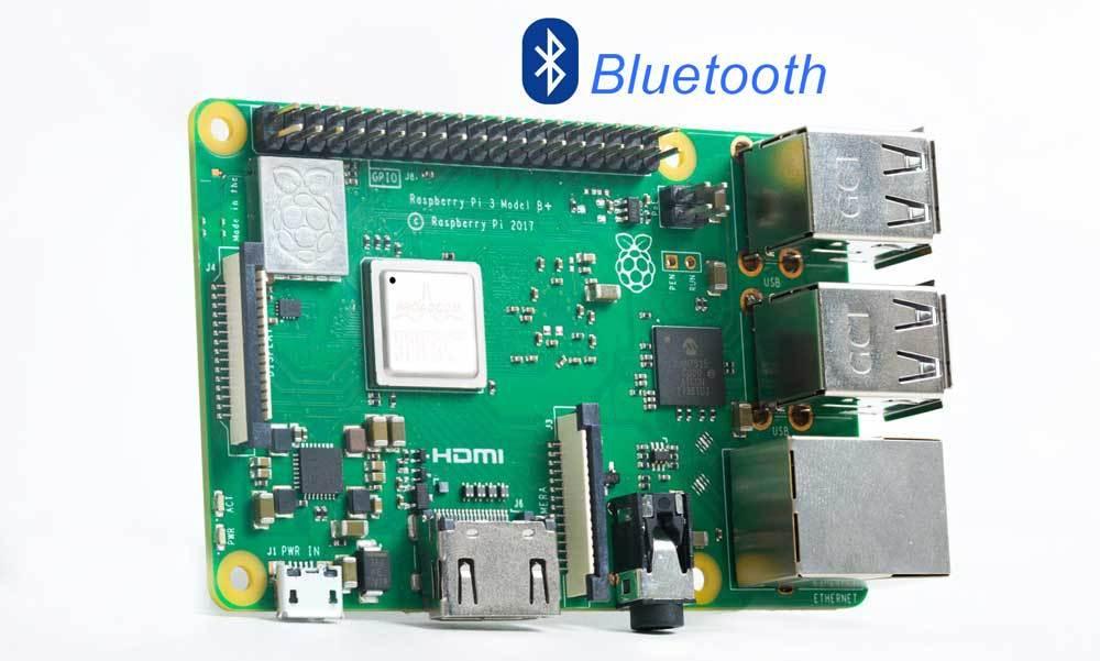 Bluetooth via Terminal in Raspberry Pi 3
