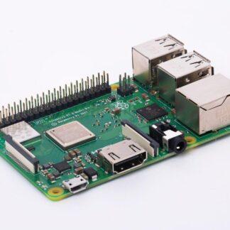 Raspberry Pi 3 B+, 1.4 GHz, 1GB RAM, 64Bit - braspi