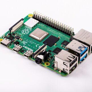 Raspberry Pi 4 Modell B - braspi